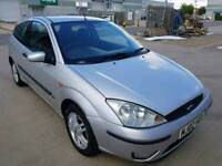 Ford focus sport Automatic 1.6 L petrol,1 Service history,cambelt done1 year Mot