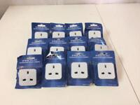 Continental Travel Adapter Plugs