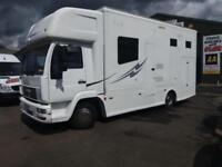 MAN L 2000 motorhome / motorcross Race truck/van camper 6 berth