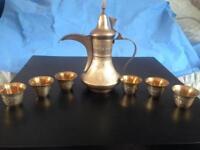 Arabic dallah( coffee pot )
