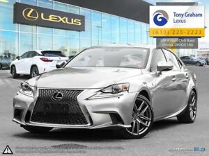 2015 Lexus IS 250 F Sport 3