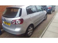 Volkswagen golf plus perfect condition inside and out 11 month mot