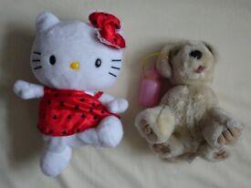 2 Soft Toys