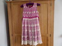Girls Monsoon Dress