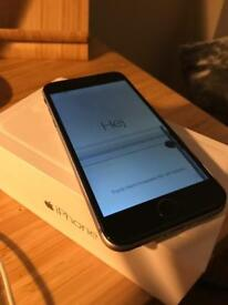 iPhone 6 16gb Slate Grey