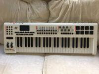 M-Audio Axiom Pro 49 midi controller keyboard
