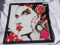Vinyl LP Arcadia – So Red Parlophone POSD 101 Rare Demo