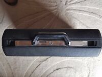 Samsonite hard shell brief case