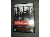 Trainspotting 2 dvd (sealed)