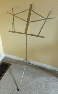 Portable and Foldable Lightweight Music Stand