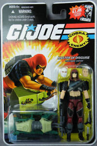 25th ANNIVERSARY MASTER OF DISGUISE ZARTAN SWAMP SQUAD