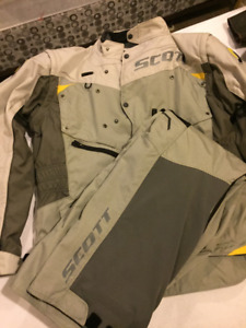 SCOTT Motorcycle Jacket for sale