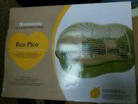 Eco Pico Eco-Friendly Hamster Cage Almost New