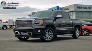 2015 GMC Sierra 1500 Denali, One Owner, No Accident, Nav