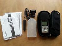 Zoom H4N Stereo 4-track Digital Recorder
