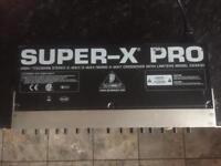 Behringer CX3400 Super-X Crossover