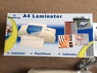 A4 Laminator (New in box)