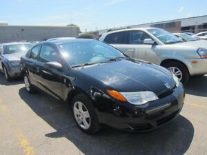 2007 Saturn Ion Quad Coupé ION 4 PORTES COUPE  AUTOMATIQUE  FINA