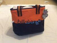 Original Billabong bags large and small