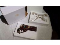 Bayonetta Scarborough Gun in the Box. Very Rare and gaming convention exclusive