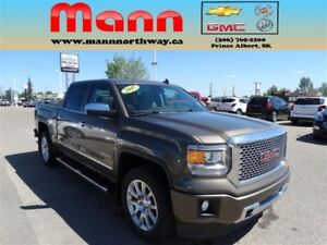 2015 GMC Sierra 1500 Denali - PST paid, 6.2L, Tow package.