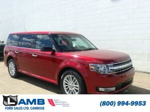 2016 Ford Flex SEL 202A AWD Moonroof Navigation Remote Start SYN