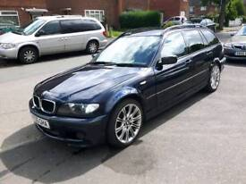 BMW 318i TOURING M-PACKAGE 2005 2.0 PETROL