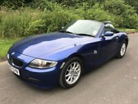 BMW Z4 2.0i SE ROADSTER 2007, EXCELLENT CONDITION, GREAT DRIVER