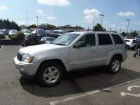 2008 08 JEEP GRAND CHEROKEE 3.0 V6 CRD LIMITED 5D AUTO 215 BHP **** GUARANTEED FINANCE ****
