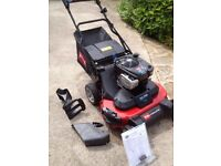 "Toro Timemaster Recycle/Mulching or Collection Mower 30"" Cut"