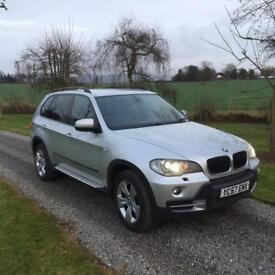 BMW E70 X5 3.0 Diesel Low milage