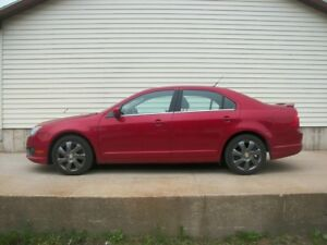 2010 Ford Fusion NICE WORKING CAR