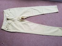 BRAND NEW Boden Jeans Size 8R (Sunshine Yellow) - Normally £60