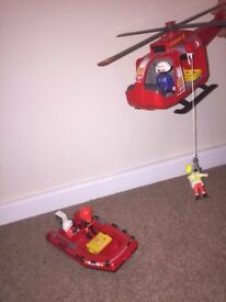 Playmobil Rescue Team 4428