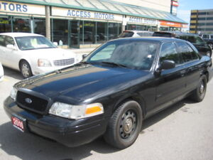 2010 Ford Crown Victoria, Ex Police, Looks & Drives Great