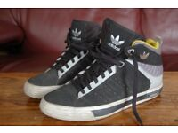 Adidas Trainer Boots, Size 10