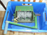 FOR SALE BOAT WINCH