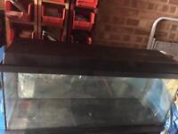 100L Juwel Aquarium Fish Tank with light