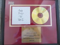 pink floyd the wall limited edition CD