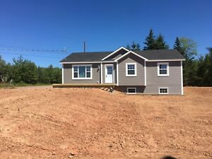 FOR SALE .NEW 3 bed 2 bath ICF Foundation home, Onslow Mtn