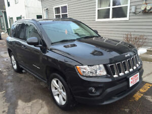 2011 Jeep Compass + 4 Brand New Winter Tires