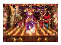 Theatre Of The Absurd Triptych Jigsaw (NEW)