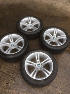 BMW M5 5 SERIES WINTER SNOW TIRE PACKAGE