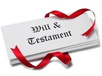 Free Will kit & Power of Attorney including Funeral plans