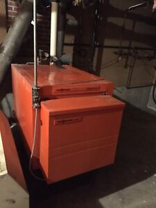 For Sale : Propane Hot Water Boiler