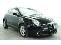2012 Alfa Romeo Mito TB MULTIAIR SPRINT Petrol black Manual