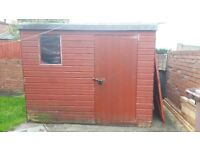Old shed for spares or fire wood