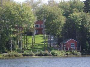Lake Front House for Sale!
