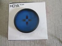 Hoya 49mm 80B colour conversion filter