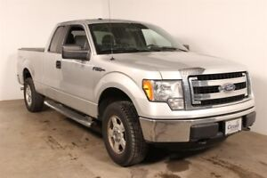 """Ford F-150 4WD SuperCab 145"""" 2013"""